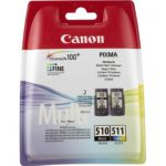 image produit Canon PG-510/CL-511 Encre Noire