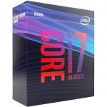 image produit PROCESSEUR INTEL i79700K Coffee Lake R LGA1151 3.6Ghz/12M BX80684I79700K - livrable en France