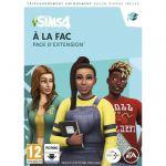 image produit Les Sims 4: A la Fac pour PC