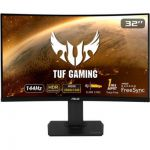 "image produit ASUS TUF Gaming VG32VQ - Ecran PC Gamer eSport 31,5"" WQHD - Dalle VA incurvée 1800R - 16:9 - 144Hz - 1ms - 2560x1440 - 400cd/m² - Display Port & HDMI - Haut-parleurs - AMD FreeSync - ELMB - HDR 10 - livrable en France"