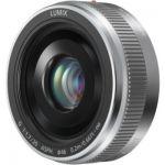 image produit Panasonic Lumix Objectif à focale fixe pour capteur micro 4/3 20mm F1.7 II H-H020AE-K (Grand angle 20mm, Très Grande ouverture F1.7, Ultra compact,  equiv. 35mm : 40mm)  Gris – Version Française - livrable en France