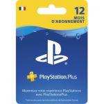 image produit Abonnement 12 Mois PlayStation Plus