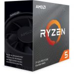 Processeur AMD Ryzen 5 3600 Wraith Stealth Cooler (3.6 GHz / 4.2 GHz)