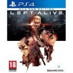 image produit Jeu Left Alive sur Playstaion 4 (PS4)