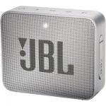 image produit JBL GO 2 - Mini Enceinte Bluetooth portable - Étanche pour piscine & plage IPX7 - Autonomie 5hrs - Qualité audio JBL - Gris