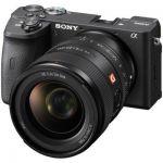 image produit Sony Alpha 6600 | Appareil Photo Numérique Hybride APS-C en kit avec l'Objectif Zoom E 18-135mm f/3.5-5.6 OSS ( 24,2 MP, AF en 0.02s, stabilisation interne 5 axes, 4K HLG, Ecran Selfie Vlogging) - livrable en France