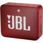 image produit JBL GO 2 - Mini Enceinte Bluetooth portable - Étanche pour piscine & plage IPX7 - Autonomie 5hrs - Qualité audio JBL - Rouge