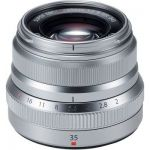 image produit Fujifilm Objectif XF 35 mm F2 R WR Argent
