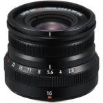 image produit Fujifilm 16611667 Objectif XF 16mm F2.8 R WR Noir