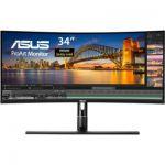 image produit ASUS ProArt PA34VC - Ecran PC 34'' UWQHD - Dalle IPS incurvée - 100Hz - 3440x1440 - 300cd/m² - Display Port, 2x HDMI, 3x USB3.0 & 2xUSB-C Thunderbolt 3 - 100%sRGB - △E< 2 - HDR 10 - Garantie 5 ans - livrable en France