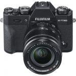 image produit Fujifilm 16619982 Reflex Numérique X-T30 + XF18-55mm Noir & NP-W126s Pack de Batterie pour Hybride série X Noir