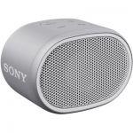 image produit Sony SRS-XB01 Enceinte portable ultra compacte résistante à l'eau - Blanche