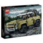 image produit LEGO - Technic Land Rover Defender Jeu de construction, 11 Ans et Plus, 2573 Pièces  42110 - livrable en France