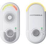 image produit Motorola MBP 8 - Babyphone audio DECT avec Prise murale plug 'n go - éco mode et veilleuse - Blanc - livrable en France