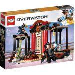image produit LEGO®-Overwatch™ Hanzo contre Genji Jeu de construction, 8 Ans et Plus, 197 Pièces 75971 - livrable en France