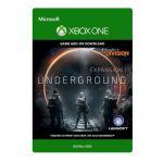 image produit DLC The Division : Underground pour Xbox One