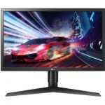 image produit LG Ultragear 24GL650-B, Moniteur Gaming TN FHD 24'' (1920x1080, 144Hz, 1ms, Radeon FreeSync, Ajustable Hauteur)