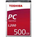 """image produit Toshiba L200 500 Go Disques internes 6,4 cm (2,5"""") SATA - livrable en France"""