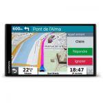 image produit Garmin - DriveSmart 65 - GPS Auto - 6,95 pouces - Cartes Europe 46 pays – Cartes, Trafic et Zones de Danger gratuits - Très grand écran lumineux - cartographie 3D - Appels mains libres - livrable en France