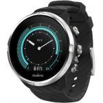 image produit Suunto 9, Montre multisport GPS (Unisexe) + Batterie avec 25 heures d'autonomie, Etanche jusqu'à 100m, Mesure de la fréquence cardiaque, Affichage couleur, Verre minéral, Noir