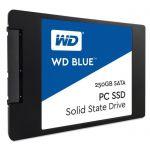 """image produit WD Blue™ 250 Go 2,5""""/7 mm WDS250G1B0A - livrable en France"""