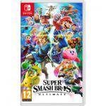 image produit Super Smash Bros. Ultimate sur Switch (via 32.5€ sur la carte de fidélité) - Boulogne-sur-Mer (62)