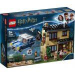 image produit LEGO® Harry Potter™ 4 Privet Drive - Jeu de Construction de la Maison Dursley - 797 pièces, 75968 - livrable en France