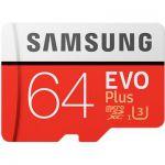 image produit SAMSUNG Evo Plus 2020 mémoire Flash 64 Go MicroSDXC Classe 10 UHS-I - livrable en France