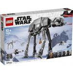 image produit LEGO Star Wars AT-AT- Jeu de construction d'un superbe marcheur de la bataille de Hoth, incluant le personnage de Luke Skywalker, 1 267 pièces, 75288 - livrable en France