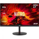 image produit Acer Nitro XV270Pbmiiprx 69 cm 27p Ecran PC Noir