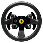 image produit Thrustmaster FERRARI GTE F458 Wheel Add-on compatible avec l'ensemble des bases Thrustmaster T-Series, 4060047