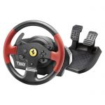 image produit Thrustmaster - Volant T150 Ferrari Force Feedback - Volant 1080° avec Retour de Force - PS4/PS3/PC - livrable en France
