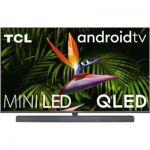image produit Téléviseur 4K Mini LED 165 cm TCL 65X10 - TV LED 4K 65 pouces - TV connecté / Smart TV - Netflix - Android TV - Prise casque - Son 2 x 10 W + 2 x 15 W