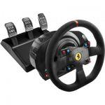image produit Thrustmaster T300 Ferrari Integral Racing Wheel Alcantara Edition Pack Collector Intégral Compatible PC/PS4 Noir