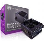image produit Cooler Master MWE 500 White-V2, 500W 80 Plus Alimentation, MPE-5001-ACABW-EU - livrable en France