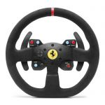 image produit Thrustmaster Ferrari 599XX EVO 30 Alcantara Wheel Add-On compatible avec l'ensemble des bases Thrustmaster T-Series - livrable en France