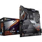 image produit Gigabyte Z490 Aorus Master, Intel Z490 Mainboard - Sockel 1200