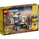 image produit LEGO- L'explorateur Spatial Creator Jeux de Construction, 31107, Multicolore - livrable en France