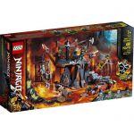 image produit LEGO-Le Donjon du Crâne Ninjago Jeux de Construction, 71717, Multicolore - livrable en France