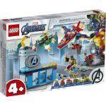 image produit LEGO-La colère de Loki Marvel Super Heroes 4+ Jeux de Construction, 76152, Multicolore