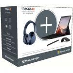 image produit PC Hybride Microsoft Pack Surface Pro 7 i5 8 256+accessoires