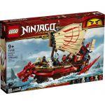 image produit LEGO-Le QG des Ninjas Ninjago Jeux de Construction, 71705, Multicolore - livrable en France