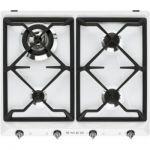 image produit SMEG; Plaque de cuisson à gaz (SR964BGH) - livrable en France