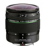 image produit Objectif pour Reflex Pentax HD DA10-17mm Fish-eye f/3.5-4.5 ED IF