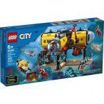 image produit LEGO-La Base d'exploration océanique City Jeux de Construction, 60265, Multicolore - livrable en France