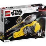 image produit LEGO 75281 Star Wars Jouet L'intercepteur Jedi™ d'Anakin avec R2-D2 - livrable en France
