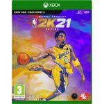 image produit Nba 2K21 Edition Mamba Forever (Xbox One)