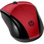 image produit HP 220 - Souris Sans Fil Rouge Coucher de Soleil (USB, 1600 DPI, Ambidextre) - livrable en France
