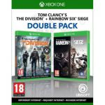 image produit Compilation Tom Clancy's: Rainbow Six Siege + The Division sur Xbox One