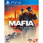 image produit Mafia : Definitive Edition (PS4)